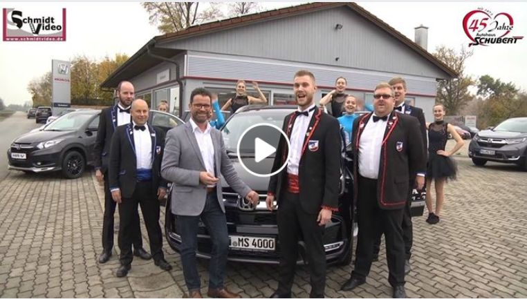 PP Auto Video Honda Schubert